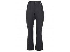 BERG gorniško pohodne dolge hlače TOUBKAL - letne črne