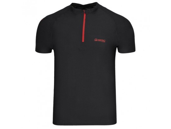 BERG KRATKA ENDURANCE majica črna