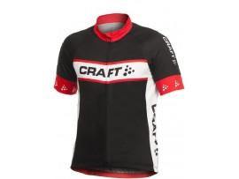 CRAFT Moška kolesarska majica Active črna 1900696 9900 ODPRODAJA -60%