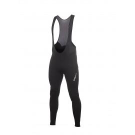 CRAFT PERFORMANCE  moške kolesarske dolge hlače črne z naramnicami  194389 9920 -50% Odprodaja