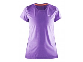 CRAFT PURE LIGHT TEE W LILAC ženska 1903320