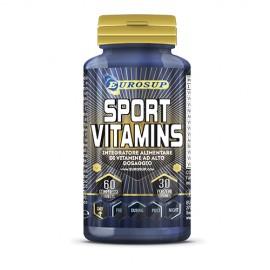 Eurosup SPORT VITAMINS - 60 tablet visok odmerek - 13 vitaminov