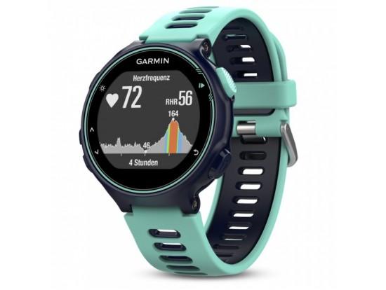 GARMIN Forerunner 735XT črno-modra - tekaška ura z GPS in merilnikom srčnega utripa na zapestju ODPRODAJA -16%