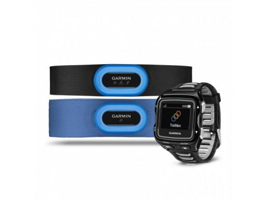 Garmin Forerunner 920XT  črno-srebrna TRI SWIM vsebuje HRM-Tri in HRM-Swim