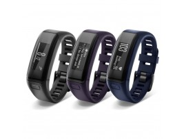 GARMIN vívosmart HR črna Regular Fit