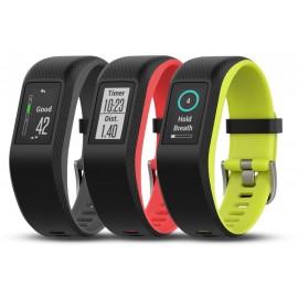 GARMIN vívosport Pametni merilnik aktivnosti z merjenjem srčnega utripa na zapestju in GPS-om