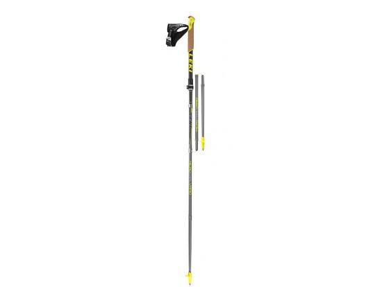 LEKI MICRO TRAIL VARIO od 115cm  do 130cm zložljive karbonske tekaške palice