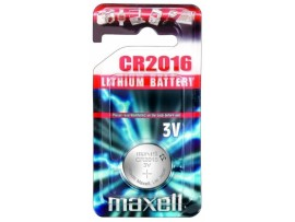 MAXELL CR2016 BATERIJA 3V
