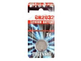 MAXELL CR2032 baterija 3V