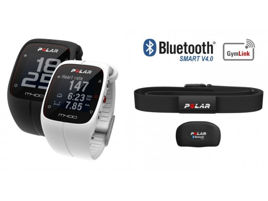 Polar M400 HR GPS elektrode equine endurance - jahanje