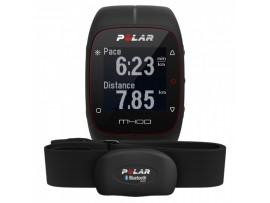 Polar M400 GPS HR ČRNA