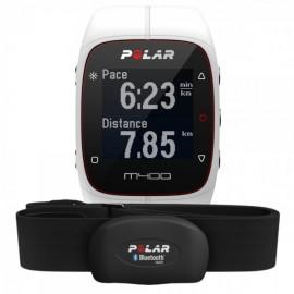 Polar M400 GPS HR BELA
