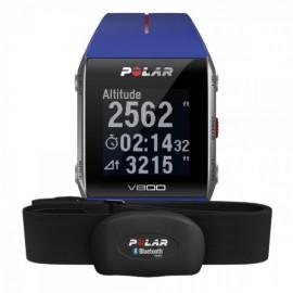 Polar V800 GPS HR H7 modra (TOP 3 NA SVETU)