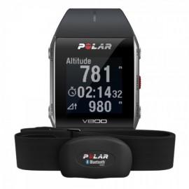 Polar V800 GPS HR H7 črna