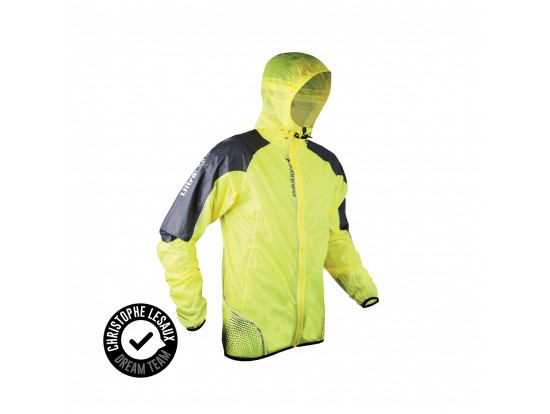RaidLight VESTE TOP ULTRALIGHT MP+ anorak vetrovka za tek 170g GLGMJ09