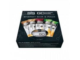 SiS GO Energy Bar 5 PACK različni okusi