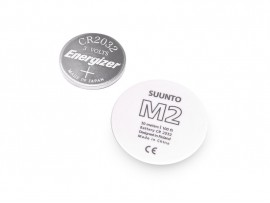 SUUNTO Baterijski set M2 WHITE BATTERY REPLACEMENT KIT SS016614000