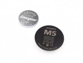SUUNTO Baterijski set  M5 BATTERY REPLACEMENT KIT SS016616000