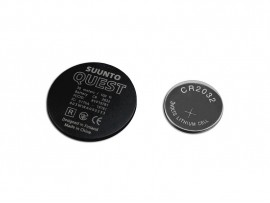 SUUNTO Baterijski set serija QUEST BATTERY REPLACEMENT KIT SS019215000
