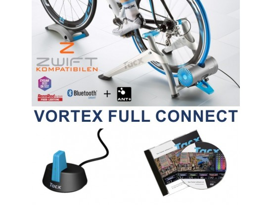 Tacx Vortex FULL CONNECT Smart T2180.FC Trenažer ANT, DEMO ENOTA