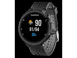 GARMIN Forerunner 235 črno-siva - tekaška ura z GPS in merilnikom srčnega utripa na zapestju