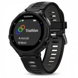GARMIN Forerunner 735XT črno-siva - tekaška ura z GPS in merilnikom srčnega utripa na zapestju ODPRODAJA -29%