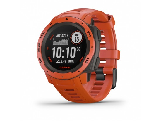 GARMIN Instinct™ Rdeč model 010-02064-02