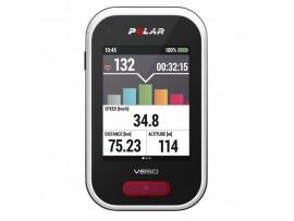 Polar V650 GPS kolesarski računalnik z zemljevidom Strava Live Segments 60dni licenca za Strava Premium brez pasu H10