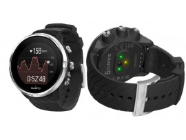Suunto 9 Black Leather + Silicone SS050413000