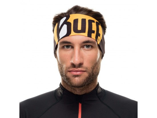 BUFF tekaški trak Coolmax High UV Headband Ultimate Logo 108722