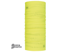 BUFF Tuba Reflective R-SOLID Yellow Fluor 118103
