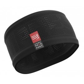 Compressport Naglavni trak Headband On/Off črn