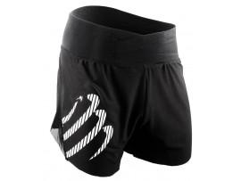 Compressport tekaške kratke hlače RACING OVERSHORT MAN ODPRODAJA -30%