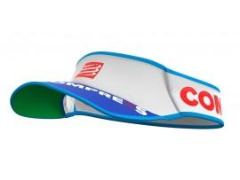 Compressport Ultralight Vizir V2 za zaščito pred soncem BLUE ODPRODAJA -30%