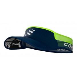 Compressport Ultralight Vizir za zaščito pred soncem BLUE LIME