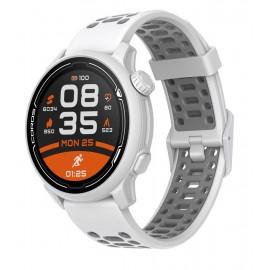 COROS PACE 2 Premium GPS silicom White