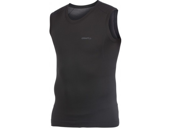 CRAFT cool seamless moška športna majica črna 1902558-B999