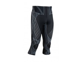 CW-X Kompresijske hlače Revolution- 3/4 - ŽENSKE ČRNO-SIVE Odprodaja -50%