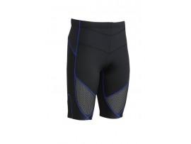 CW-X kompresijske hlače StabilyX Ventilator modre kratke