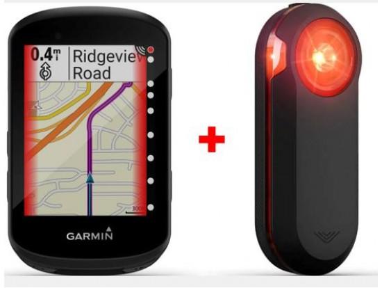 Garmin Edge 530 + Garmin Varia RTL515 AKCIJA -22%
