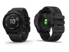 GARMIN fenix 6 Pro Black with Black Band KODA ARTIKLA 010-02158-02