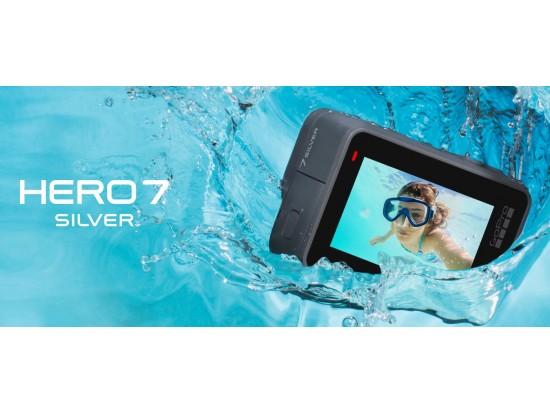 GoPro HERO7 Silver + GRATIS 32GB spominska kartica