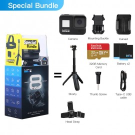 GoPro HERO8 Black Bundle Special