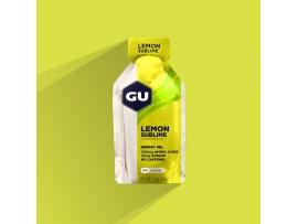 GU energijski gel LEMON SUBLIME  Na 55mg, aminokisline 450mg 5 kosov