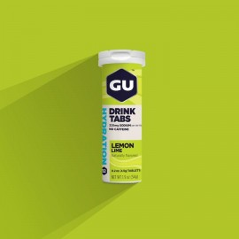 GU Hydro šumeče tablete limona 12 tablet