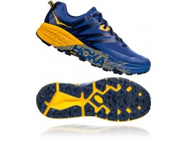 HOKA SPEEDGOAT 3 GBOG TRAIL Galaxy Blue/Old Gold ODPRODAJA -20%