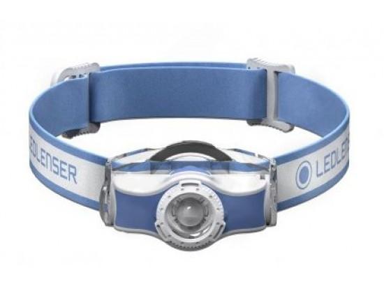 LED LENSER Naglavna svetilka MH5 400 LUMNOV Modra