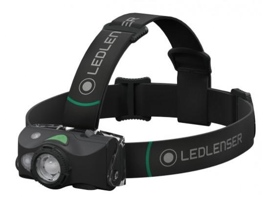 LED LENSER Naglavna svetilka MH8 400 lumnov boost 600lm