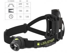 LED LENSER naglavna svetilka NEO 10R
