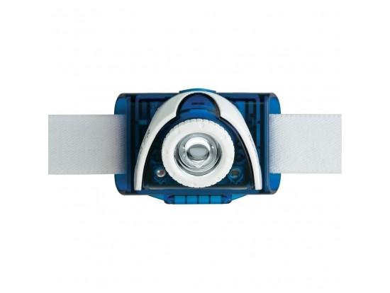 LED LENSER Naglavna svetilka SEO7R 220 LUMNOV najboljša izbira za tekače